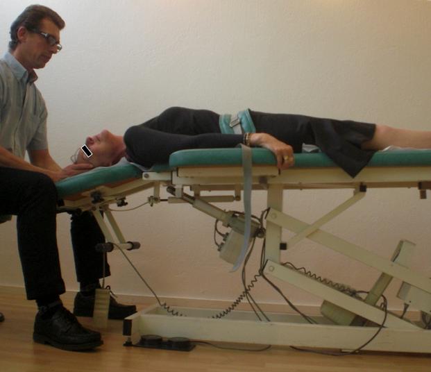 Traitement d'ostéopathie vestibulaire pour un VPPB